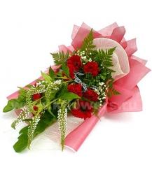 Букет цветов азиатский 23
