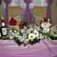 Свадебная настольная композиция 54