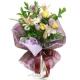 Букет цветов азиатский 24