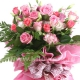 Букет цветов азиатский 25