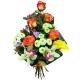 Букет цветов каскадный 26