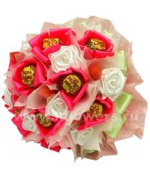 Букет из конфет 14
