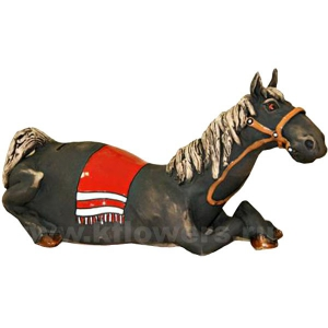 фигурка лошадь-копилка 11