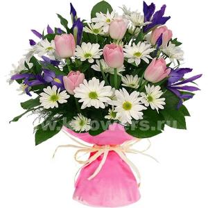 Букет цветов 62