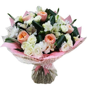 Букет цветов 63