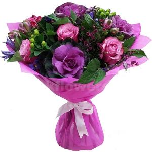 Букет цветов 68
