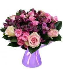Букет цветов 69