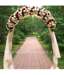 Свадебная арка 27