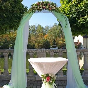 Свадебная арка 29