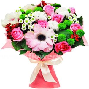 Букет цветов 85