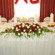 Свадебная настольная композиция 80