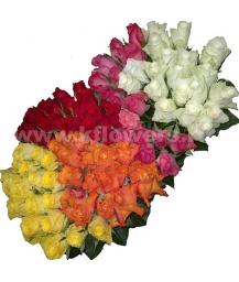 роза mix