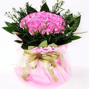Букет цветов азиатский 18
