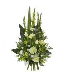 Букет цветов каскадный 23