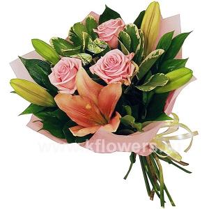 Букет цветов 17