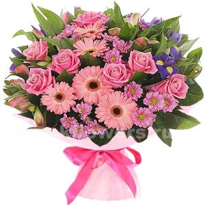 Букет цветов 20