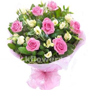 Букет цветов 26