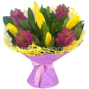 Букет цветов 29
