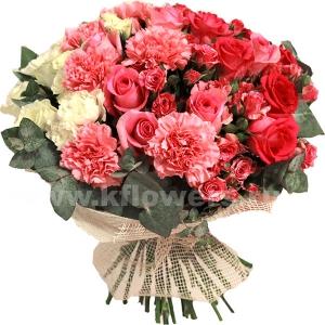 Доставка цветов 32 подарок на юбилей 55 лет мужчине