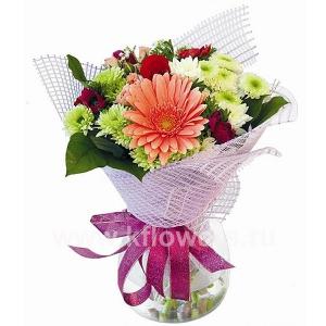 Букет цветов 34