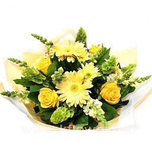 Букет цветов австралийский 16