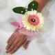 Браслет из цветов 12