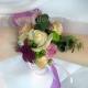 Браслет из цветов 19