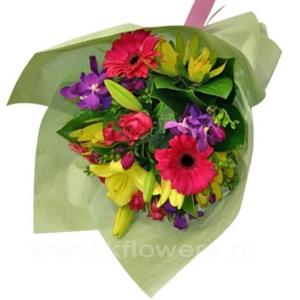 Букет цветов австралийский 19
