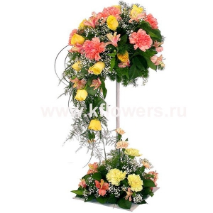 Композиция цветов 18