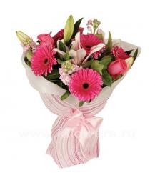 Букет цветов австралийский 21
