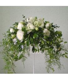 Букет невесты каскадный_18