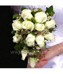 Букет невесты каскадный_24