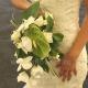 Букет невесты каскадный 25