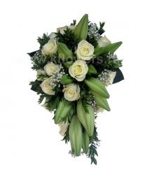 Букет невесты каскадный_27