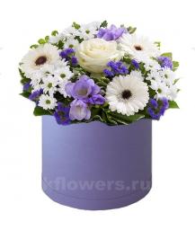 Букет цветов американский 15