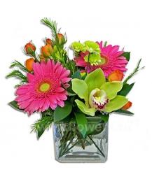 Букет цветов американский 16