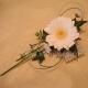Браслет из цветов 23
