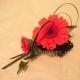 Браслет из цветов 24