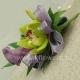 Браслет из цветов 28
