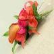 Браслет из цветов 30