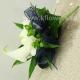 Браслет из цветов 31