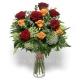 Букет цветов американский 17