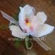 Браслет из цветов 35