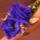 Браслет из цветов 36