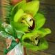 Браслет из цветов 38