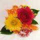 Браслет из цветов 40