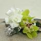 Браслет из цветов 44