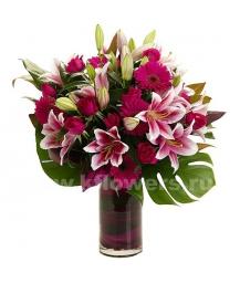 Букет цветов австралийский 23