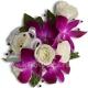 Браслет из цветов 10