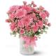 Букет цветов американский 21